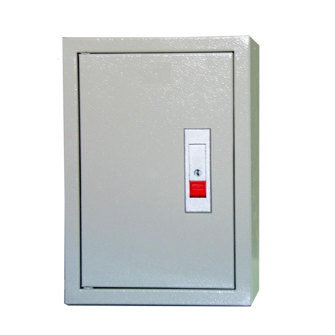 Vỏ tủ điện công nghiệp 400x600x250mm, dày 1mm - CƠ ĐIỆN HẢI ÂU