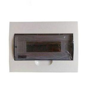 Tủ điện Schneider âm tường EZ9E0108, 8 Module